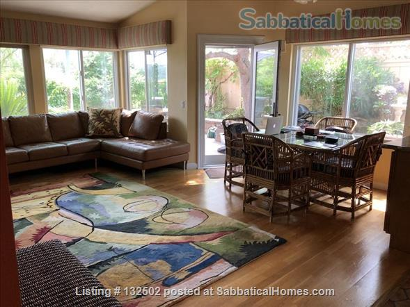 Beautiful Furnished Home near UCSD, includes utilities and gardener Home Rental in San Diego, California, United States 3