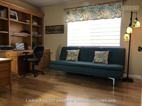 Beautiful Furnished Home near UCSD, includes utilities and gardener Home Rental in San Diego, California, United States 7