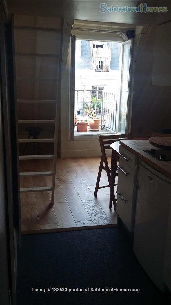 Nice and quiet studio in Paris 10 Home Rental in Paris, Île-de-France, France 2