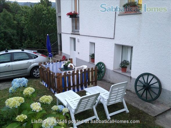 Your Sabbatical home in the Italian Ligurian  mountains. Home Rental in Urbe, Liguria, Italy 9