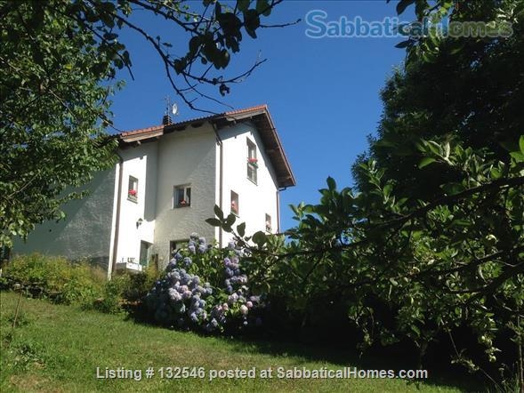 Your Sabbatical home in the Italian Ligurian  mountains. Home Rental in Urbe, Liguria, Italy 1