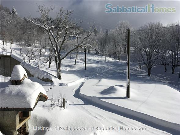 Your Sabbatical home in the Italian Ligurian  mountains. Home Rental in Urbe, Liguria, Italy 0