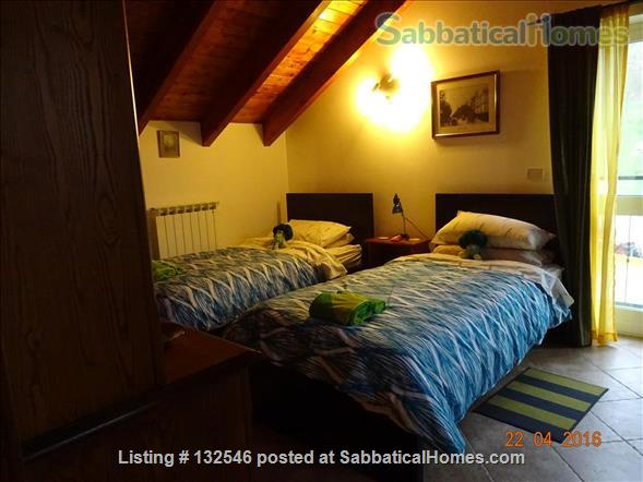 Your Sabbatical home in the Italian Ligurian  mountains. Home Rental in Urbe, Liguria, Italy 4