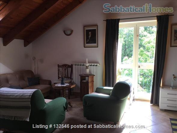 Your Sabbatical home in the Italian Ligurian  mountains. Home Rental in Urbe, Liguria, Italy 7