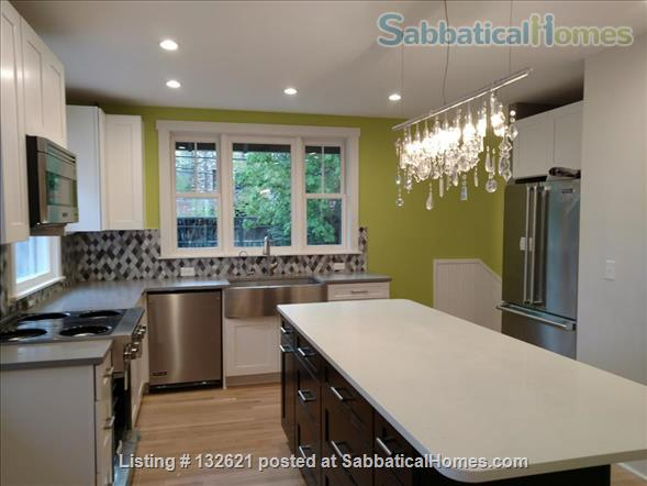 Newly renovated home nestled on a quiet historic street right on CU campus Home Rental in Boulder, Colorado, United States 5