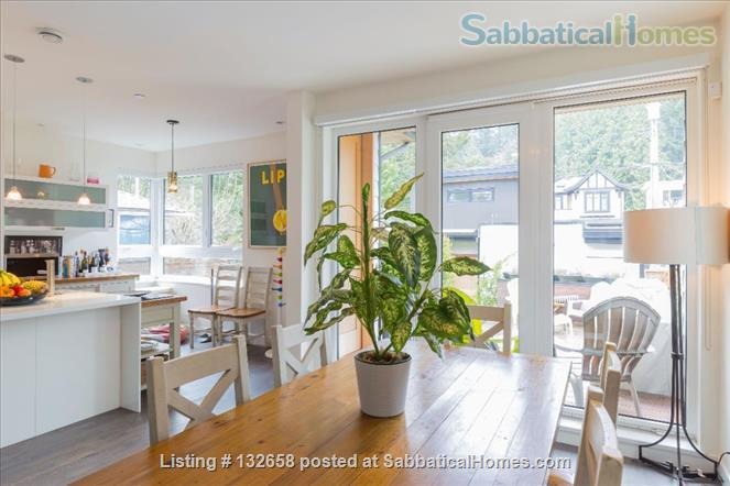 Stunning 5 BR West Coast home across from UBC Endowment Lands (pet-friendly) Home Rental in Vancouver, British Columbia, Canada 0