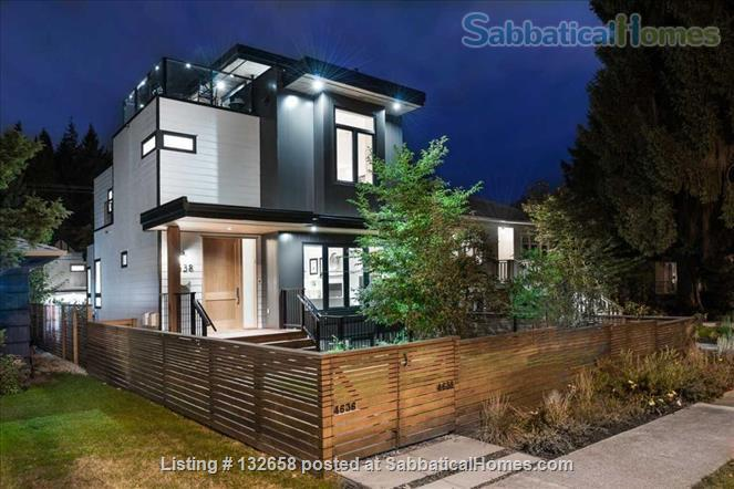 Stunning 5 BR West Coast home across from UBC Endowment Lands (pet-friendly) Home Rental in Vancouver, British Columbia, Canada 5