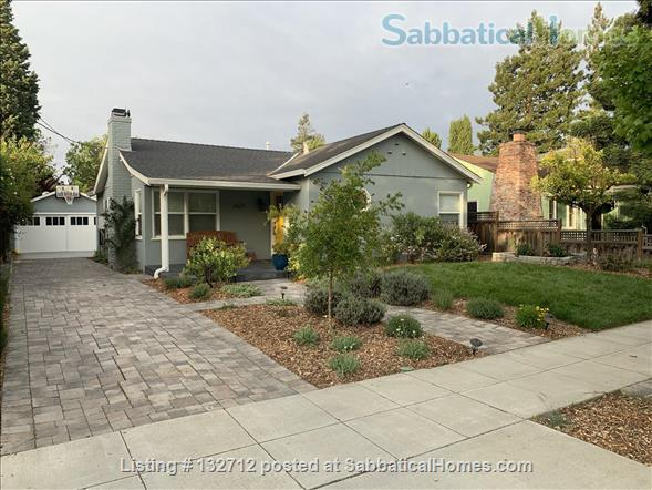 Lovely Family Friendly Modern Midtown Palo Alto Home for Rent Home Rental in Palo Alto, California, United States 1
