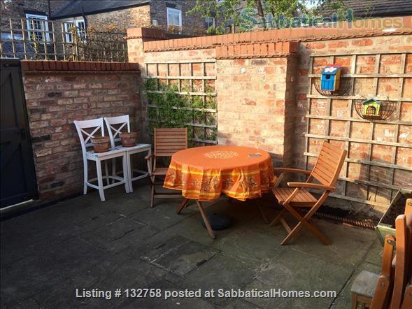 2BR furnished sublet, York, walking distance from York train station Home Rental in York, England, United Kingdom 3