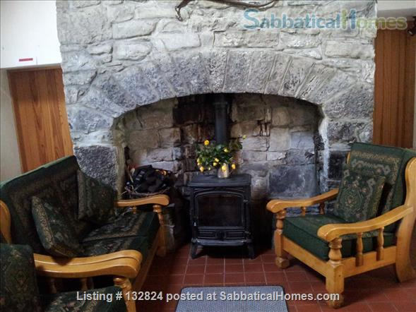 Cuinne Cottage Home Rental in Headford, County Galway, Ireland 4