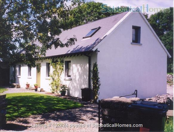 Cuinne Cottage Home Rental in Headford, County Galway, Ireland 0