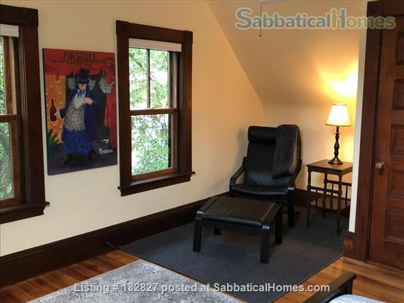 Sunny 2-bedroom in Porter Sq near Harvard/MIT/Tufts  (Utilities included) Home Rental in Somerville, Massachusetts, United States 2