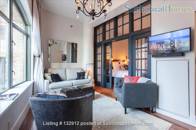 Fully Furnished Condo in Downtown NYC Home Rental in New York, New York, United States 9