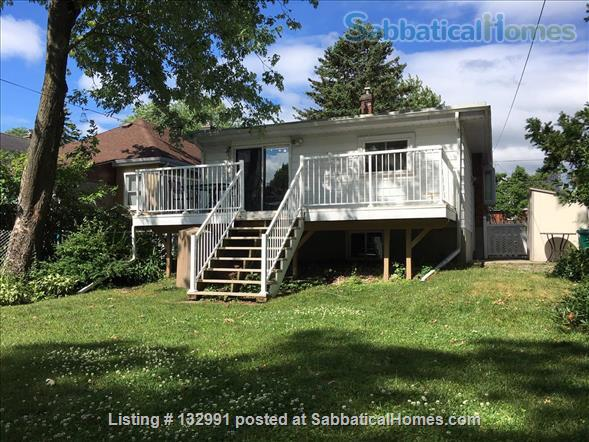 Walk to Queen's and hospitals from mature DOWNTOWN neighbourhood Home Rental in Kingston, Ontario, Canada 9