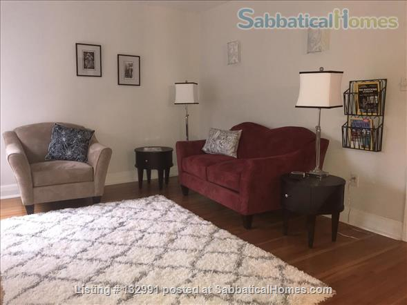 Walk to Queen's and hospitals from mature DOWNTOWN neighbourhood Home Rental in Kingston, Ontario, Canada 1