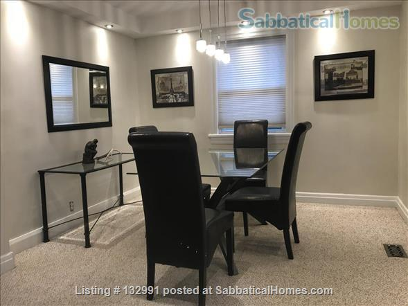 Walk to Queen's and hospitals from mature DOWNTOWN neighbourhood Home Rental in Kingston, Ontario, Canada 0