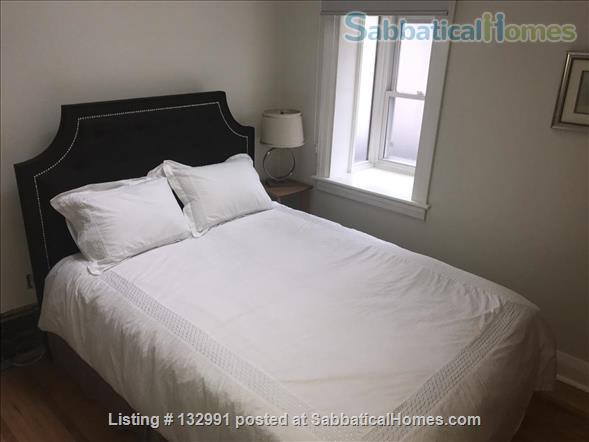 Walk to Queen's and hospitals from mature DOWNTOWN neighbourhood Home Rental in Kingston, Ontario, Canada 3