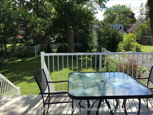 Walk to Queen's and hospitals from mature DOWNTOWN neighbourhood Home Rental in Kingston, Ontario, Canada 7