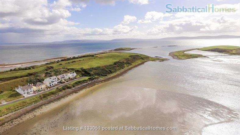 Luxury waterfront 2 bedroom apartment/condo Home Rental in Galway, County Galway, Ireland 0