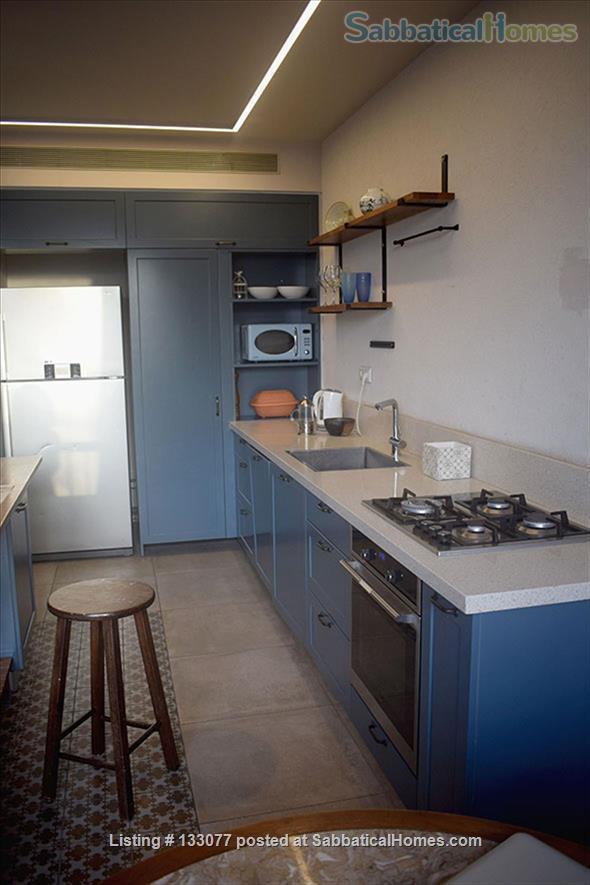 An elegant apartment in the heart of Tel Aviv Home Rental in Tel Aviv-Yafo, Tel Aviv District, Israel 3