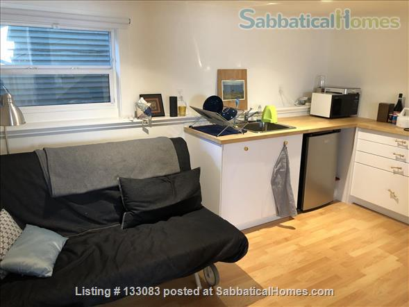 """Almost an apartment""– separate entry and private floor in a family home Home Rental in Vancouver, British Columbia, Canada 2"