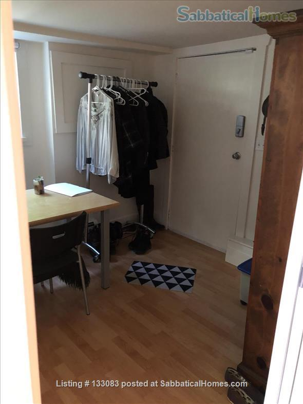 """""""Almost an apartment""""– separate entry and private floor in a family home Home Rental in Vancouver, British Columbia, Canada 5"""