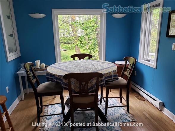"Beautiful, Quiet ""Tree House"" Near Subway, Shops, Restaurants; Perfect for Writing, Studying, Working, or a Holiday Home Rental in Takoma Park, Maryland, United States 2"