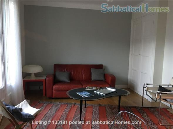 1 or 2 rooms in apartment between the city center and Europole Home Rental in Grenoble, Auvergne-Rhône-Alpes, France 8