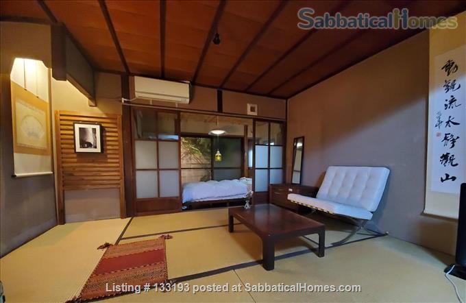 Traditional Kyoto House on the Kamogawa River Home Rental in Kyoto, Kyoto, Japan 9