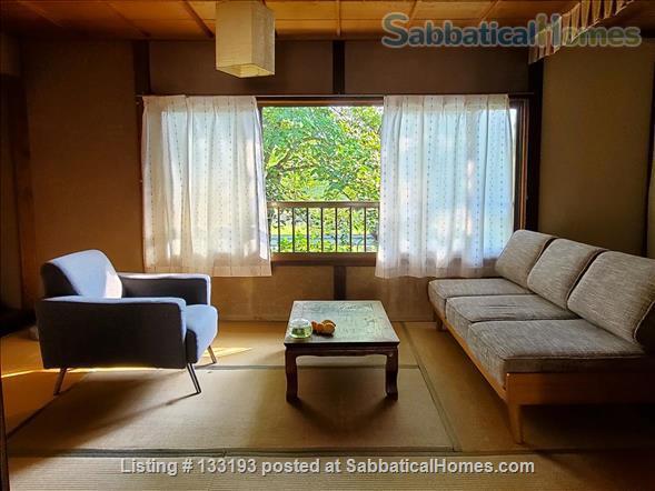 Traditional Kyoto House on the Kamogawa River Home Rental in Kyoto, Kyoto, Japan 5