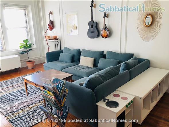 Family-Friendly Sublet Home Rental in Cambridge, Massachusetts, United States 1
