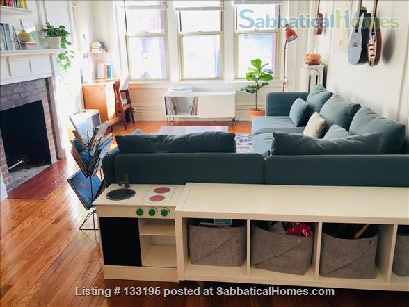 Family-Friendly Sublet Home Rental in Cambridge, Massachusetts, United States 0
