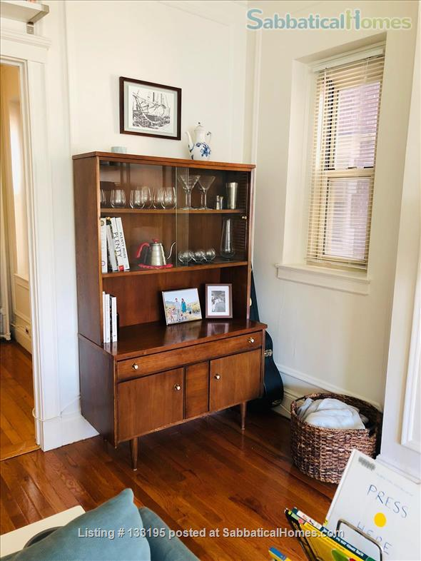Family-Friendly Sublet Home Rental in Cambridge, Massachusetts, United States 3