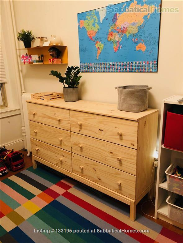 Family-Friendly Sublet Home Rental in Cambridge, Massachusetts, United States 4