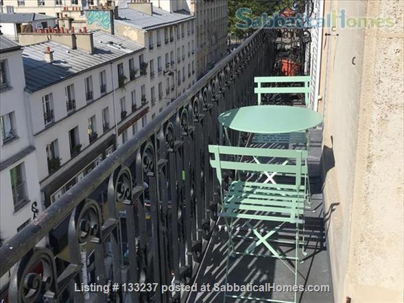 Cozy, refurbished apartment in Paris city centre Home Rental in Paris, Île-de-France, France 8