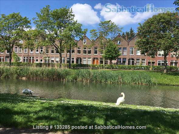 Large family home with canal views Home Rental in Rotterdam, ZH, Netherlands 1