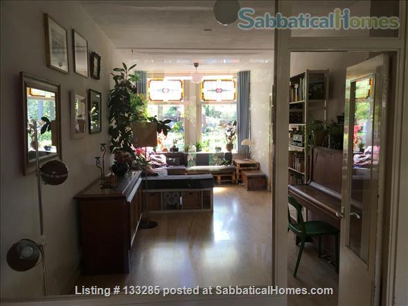 Large family home with canal views Home Rental in Rotterdam, ZH, Netherlands 0