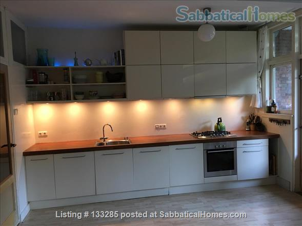 Large family home with canal views Home Rental in Rotterdam, ZH, Netherlands 2