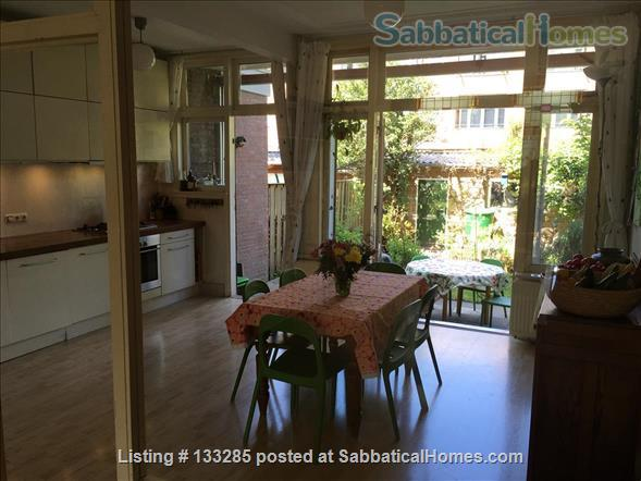 Large family home with canal views Home Rental in Rotterdam, ZH, Netherlands 3