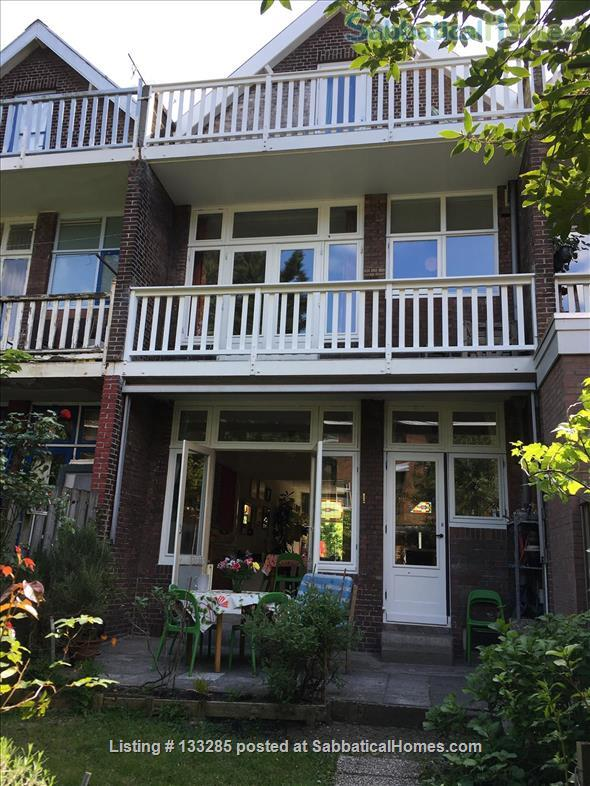 Large family home with canal views Home Rental in Rotterdam, ZH, Netherlands 4