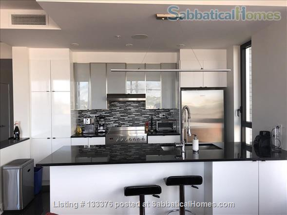 Beautiful  furnished 3 bedroom 2 bath Condo with interior parking Home Rental in Montreal, Quebec, Canada 0