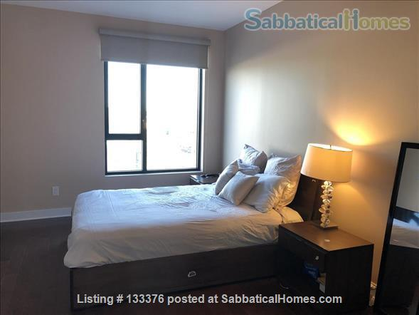 Beautiful  furnished 3 bedroom 2 bath Condo with interior parking Home Rental in Montreal, Quebec, Canada 2