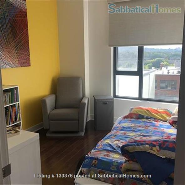 Beautiful  furnished 3 bedroom 2 bath Condo with interior parking Home Rental in Montreal, Quebec, Canada 5
