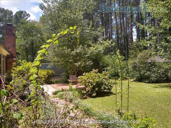 Furnished Room:  Walk/Bike to Duke  Home Rental in Durham, North Carolina, United States 6