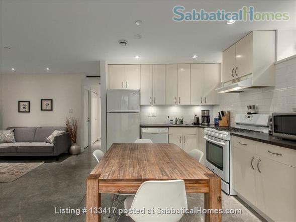 Bright and Modern 2 BR + 2 Bathroom Suite UBC (pets ok) Home Rental in Vancouver, British Columbia, Canada 1