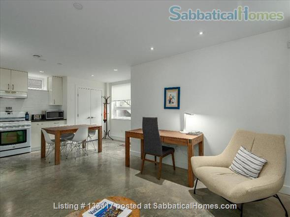 Bright and Modern 2 BR + 2 Bathroom Suite UBC (pets ok) Home Rental in Vancouver, British Columbia, Canada 0