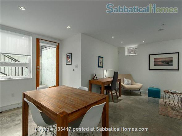 Bright and Modern 2 BR + 2 Bathroom Suite UBC (pets ok) Home Rental in Vancouver, British Columbia, Canada 2