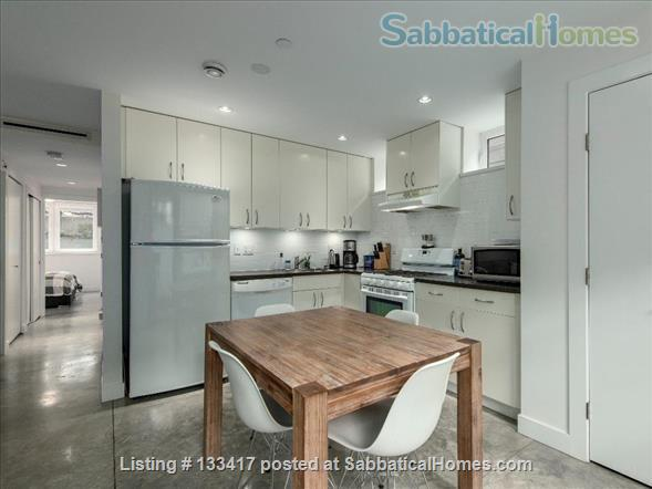 Bright and Modern 2 BR + 2 Bathroom Suite UBC (pets ok) Home Rental in Vancouver, British Columbia, Canada 4