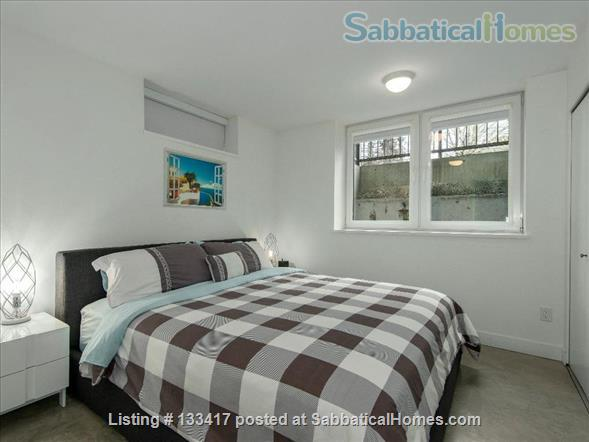 Bright and Modern 2 BR + 2 Bathroom Suite UBC (pets ok) Home Rental in Vancouver, British Columbia, Canada 7