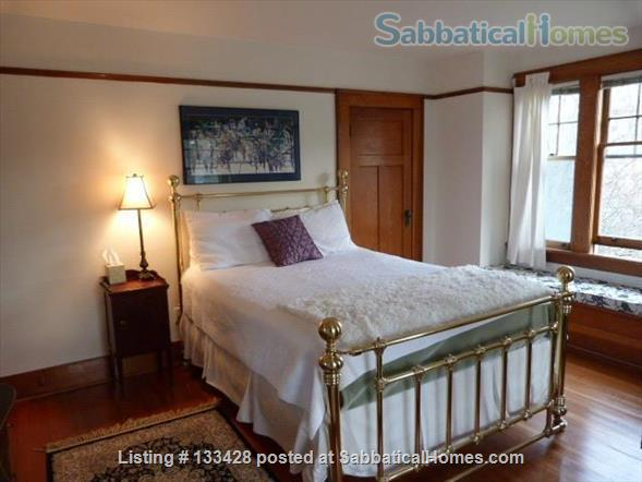 PARK PLACE-Fabulous Furnished Fairfield Home on the Park Home Rental in Victoria, British Columbia, Canada 4